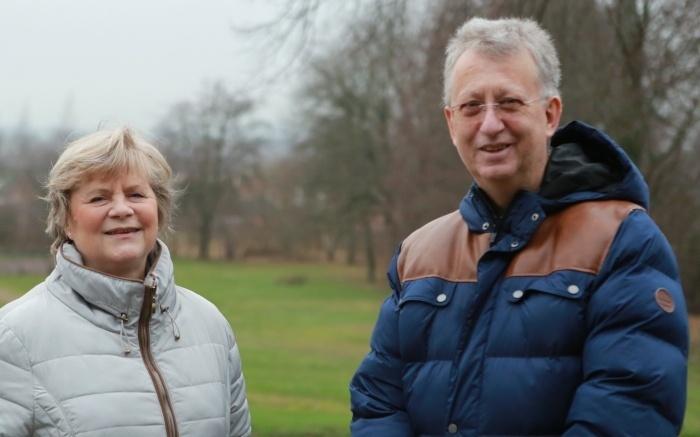 Carina Rångeby och Peter Larsson arbetar för att få ut sanningen om psykiatrins elchocker (ECT)